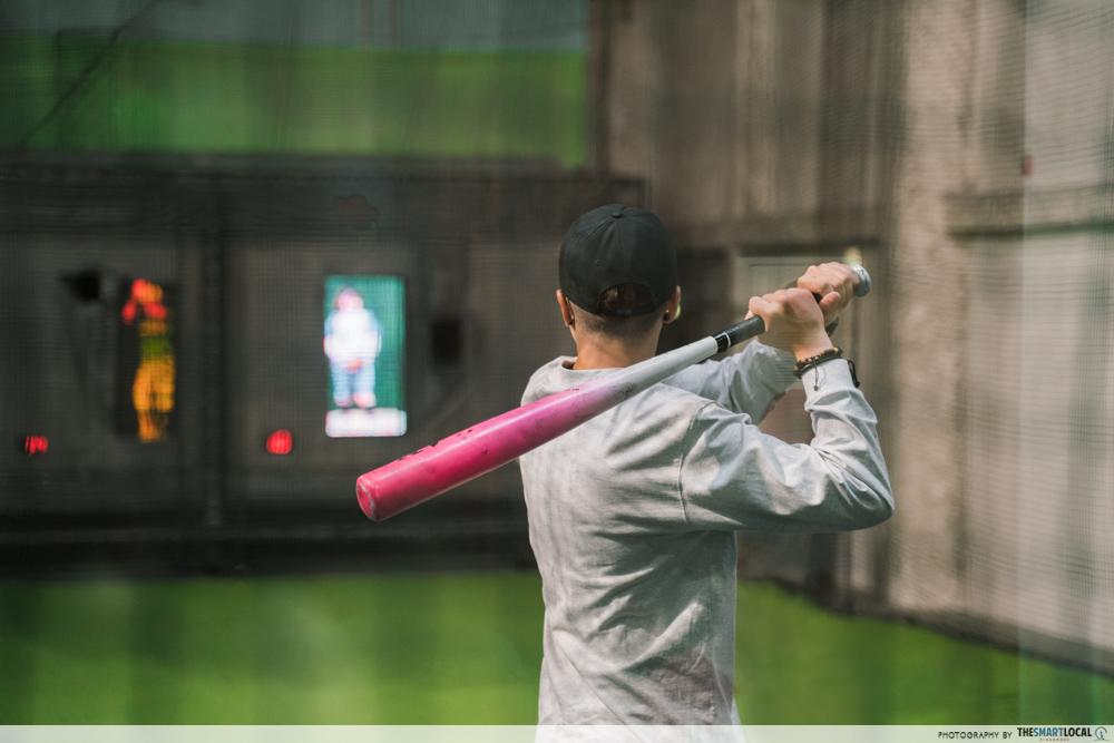 umeda batting dome