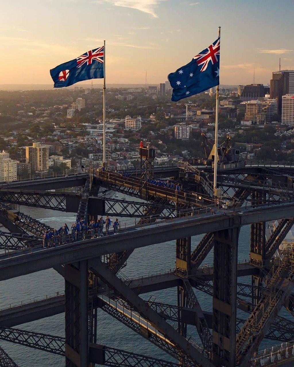 bridgeclimb sydney experience