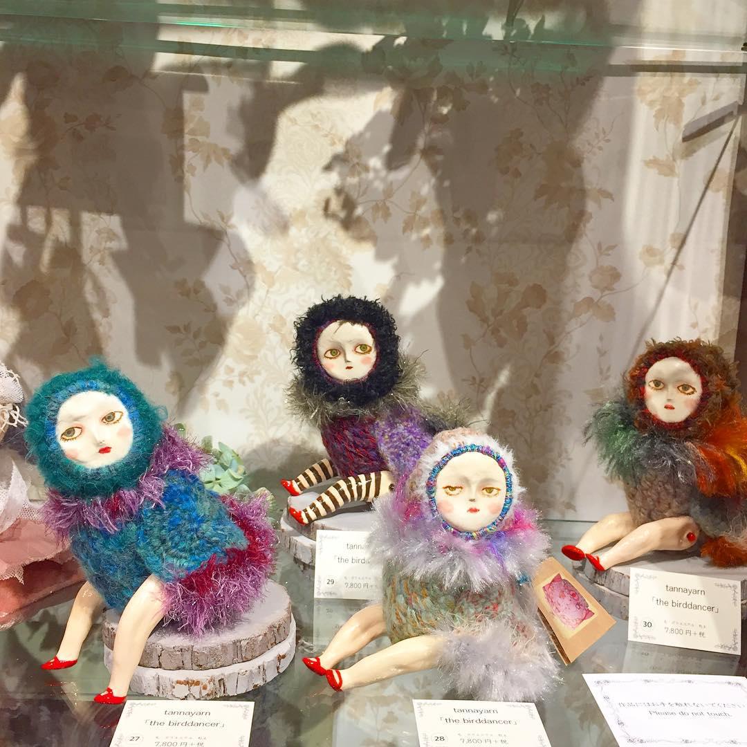 guignol dolls japan