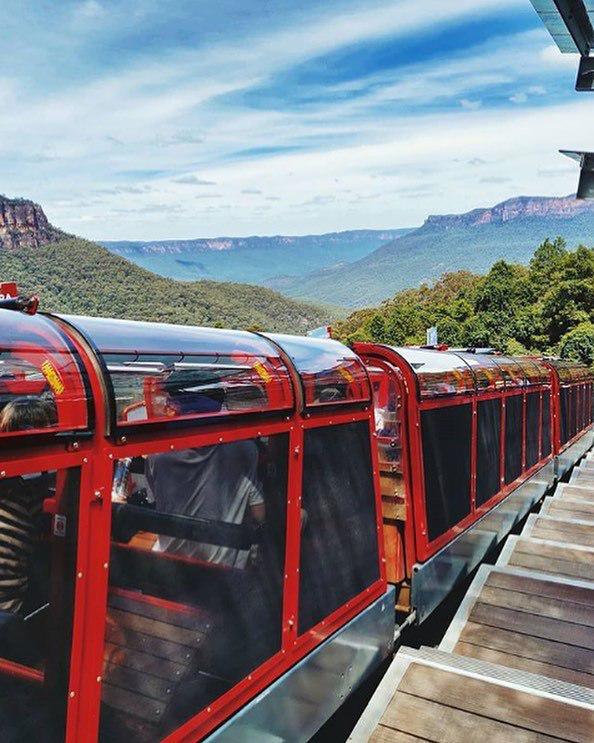 sydney scenic railway
