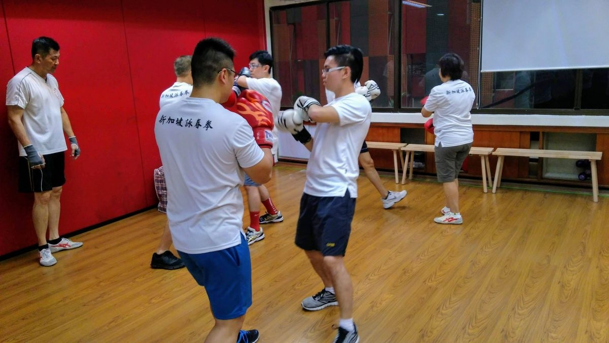 10 Cheap Martial Arts Classes In Singapore's CBD Area Below $29/Session chu sau lei wing chun