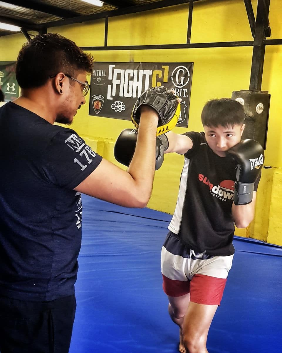10 Cheap Martial Arts Classes In Singapore's CBD Area Below $29/Session fight g