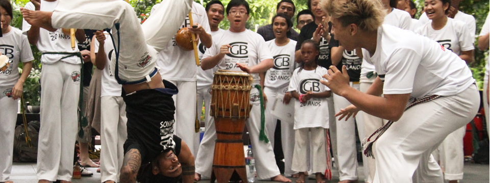 10 Cheap Martial Arts Classes In Singapore's CBD Area Below $29/Session bantus capoeira singapore