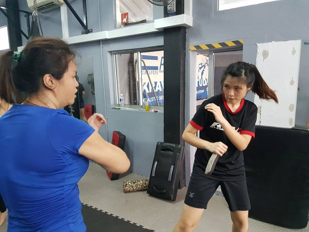 10 Cheap Martial Arts Classes In Singapore's CBD Area Below $29/Session krav maga
