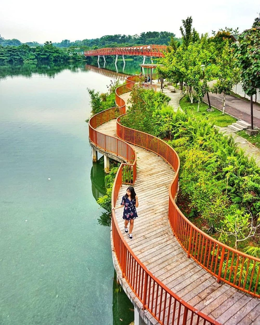 nature reserves and parks - punggol waterway park