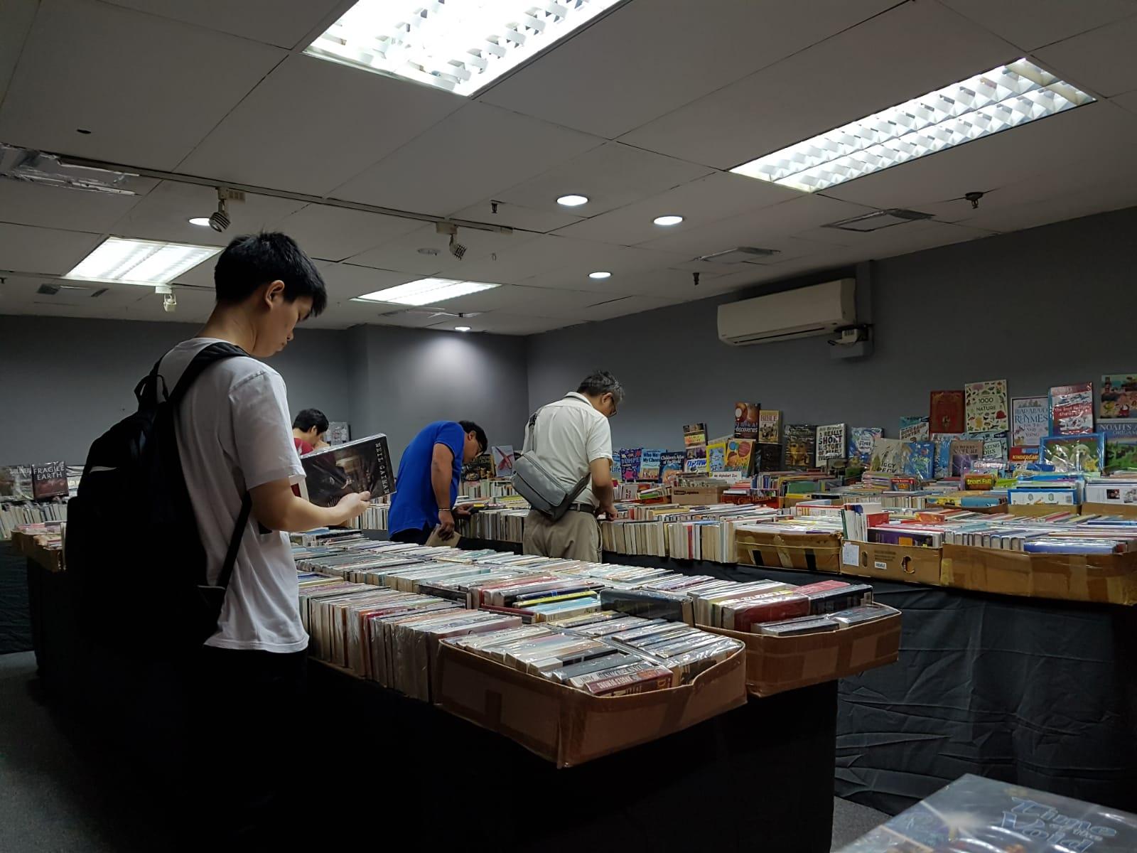 Secondhand Bookstores - Book Treasure