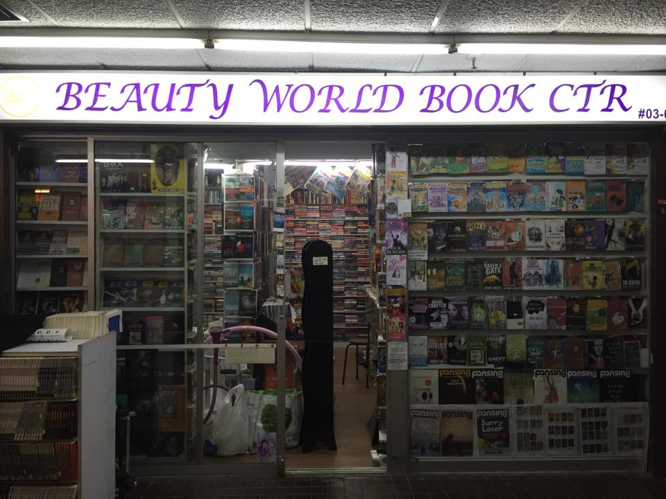 Secondhand Bookstores - Beauty World Book Centre