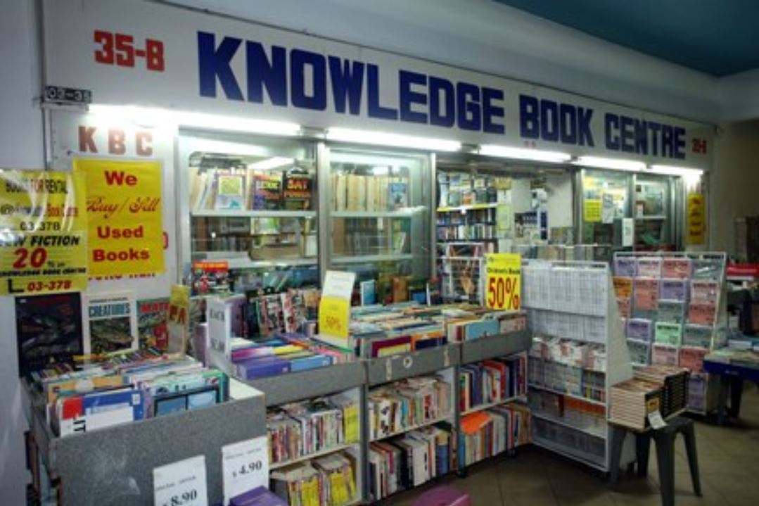 Secondhand Bookstores - Knowledge Book Centre
