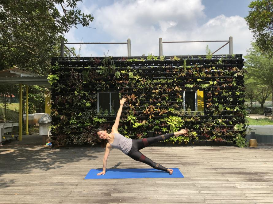 things to do in september - kampung pilates