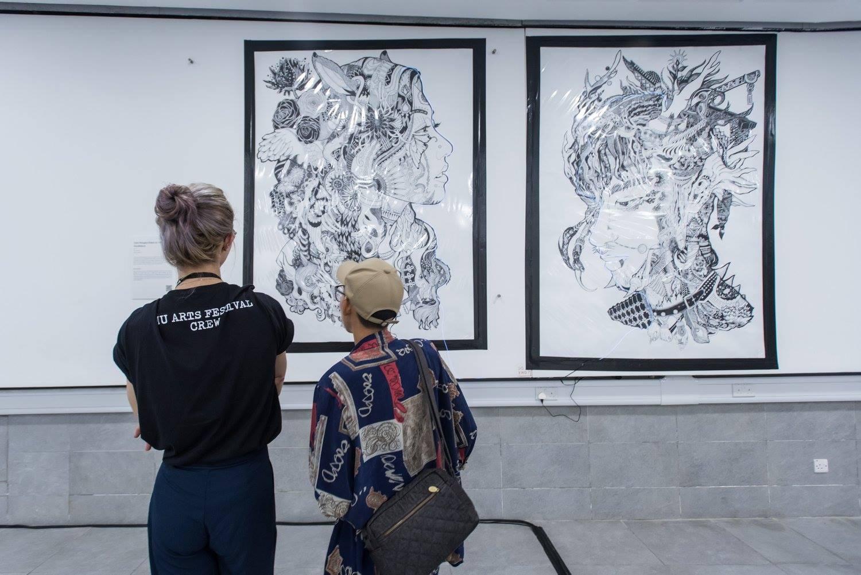 SMU arts fest 2019