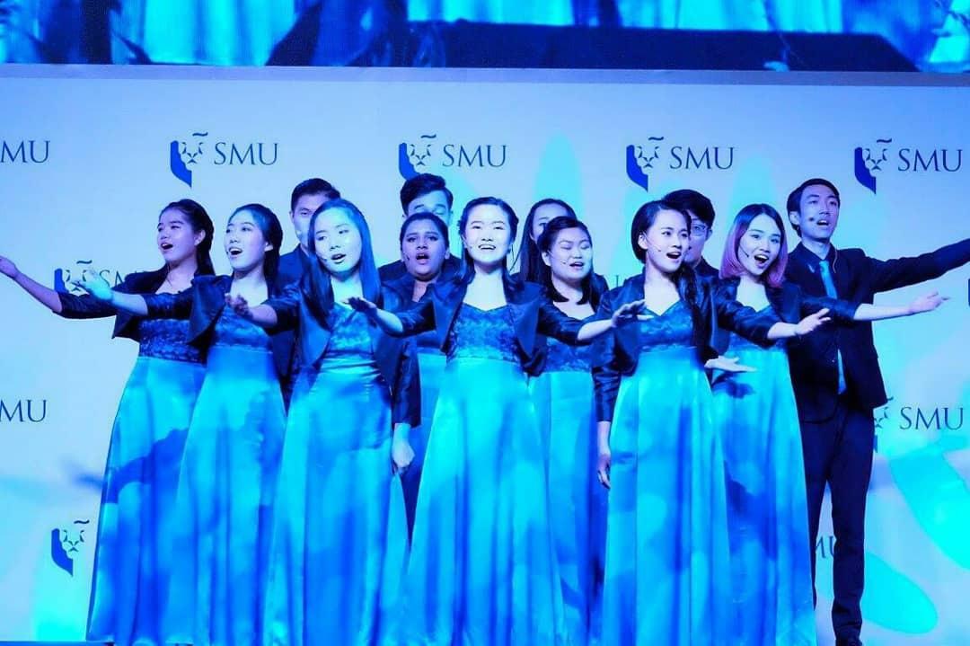 SMU chamber choir