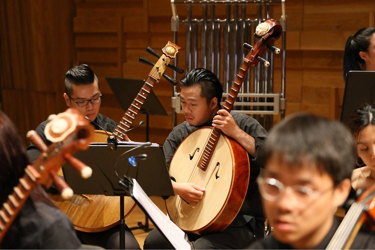 smu chinese orchestra