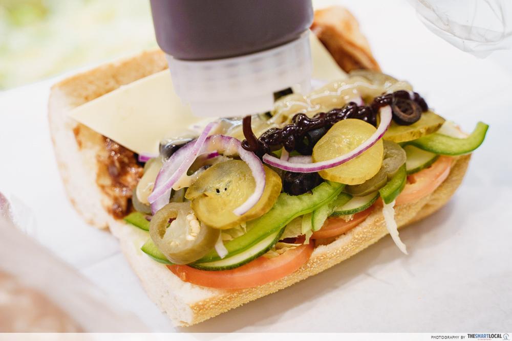 subway homestyle bbq sauce