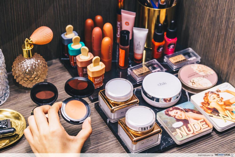 sw1 clinic makeup