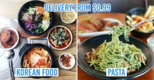 10 Vegetarian Food Delivery Options In Singapore For Meatless Meals Sent Straight To Your Door cover