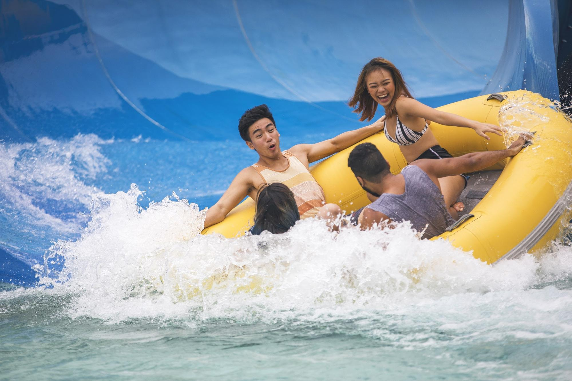 Wild Wild Wet Now Has Free Admission Passes & Student Meals To KIV For Your Eastside Outing raft