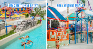 Wild Wild Wet Now Has Free Admission Passes & Student Meals To KIV For Your Eastside Outing wild wild wet