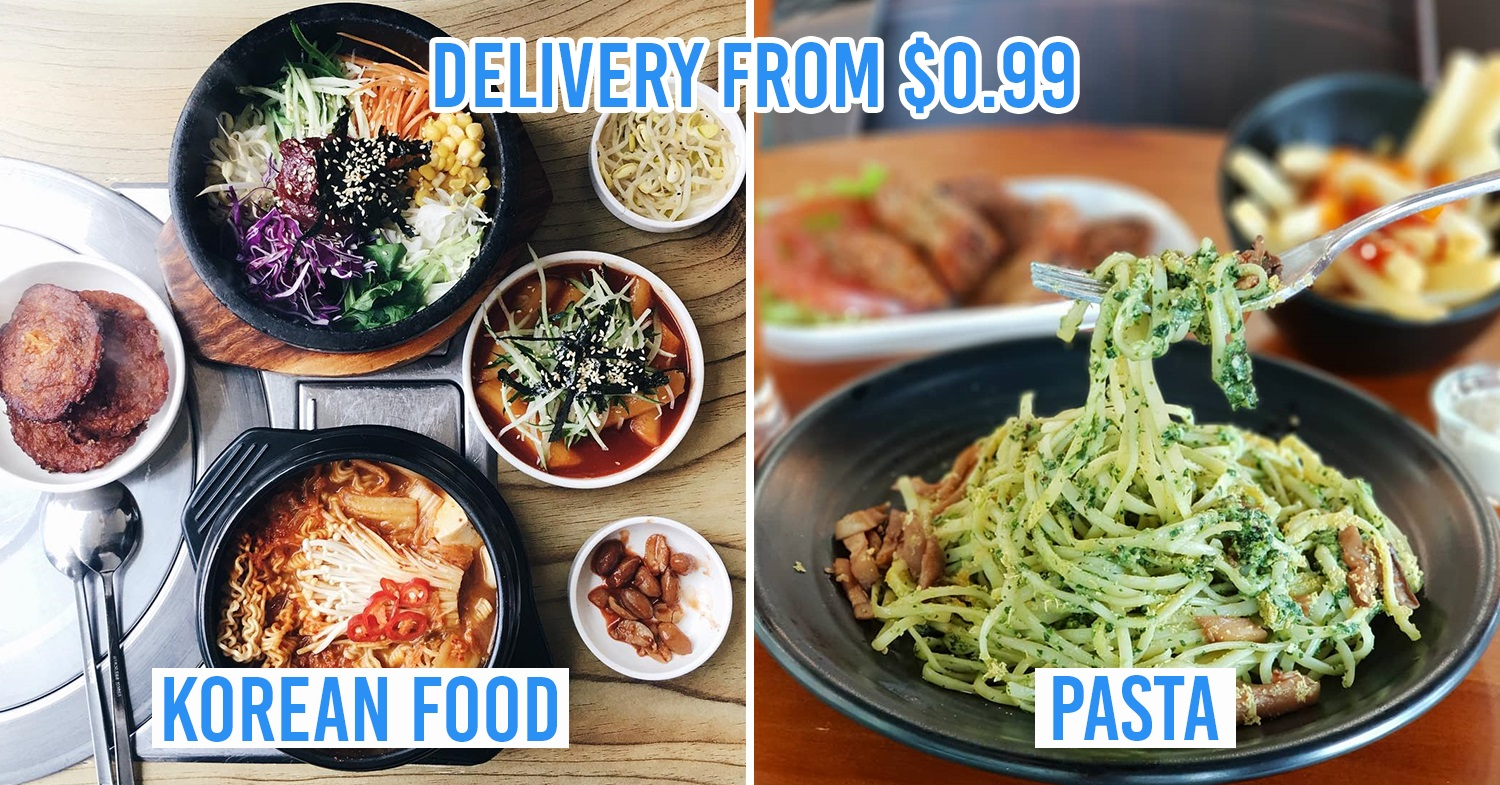 10 Vegetarian Food Delivery Options In Singapore For Meatless Meals Sent Straight To Your Door