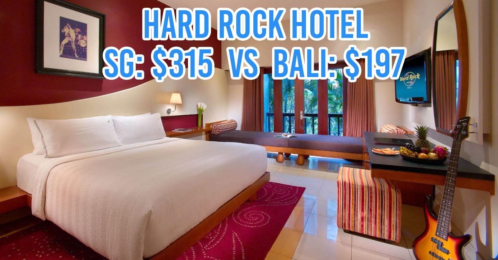 Bali luxury hotels