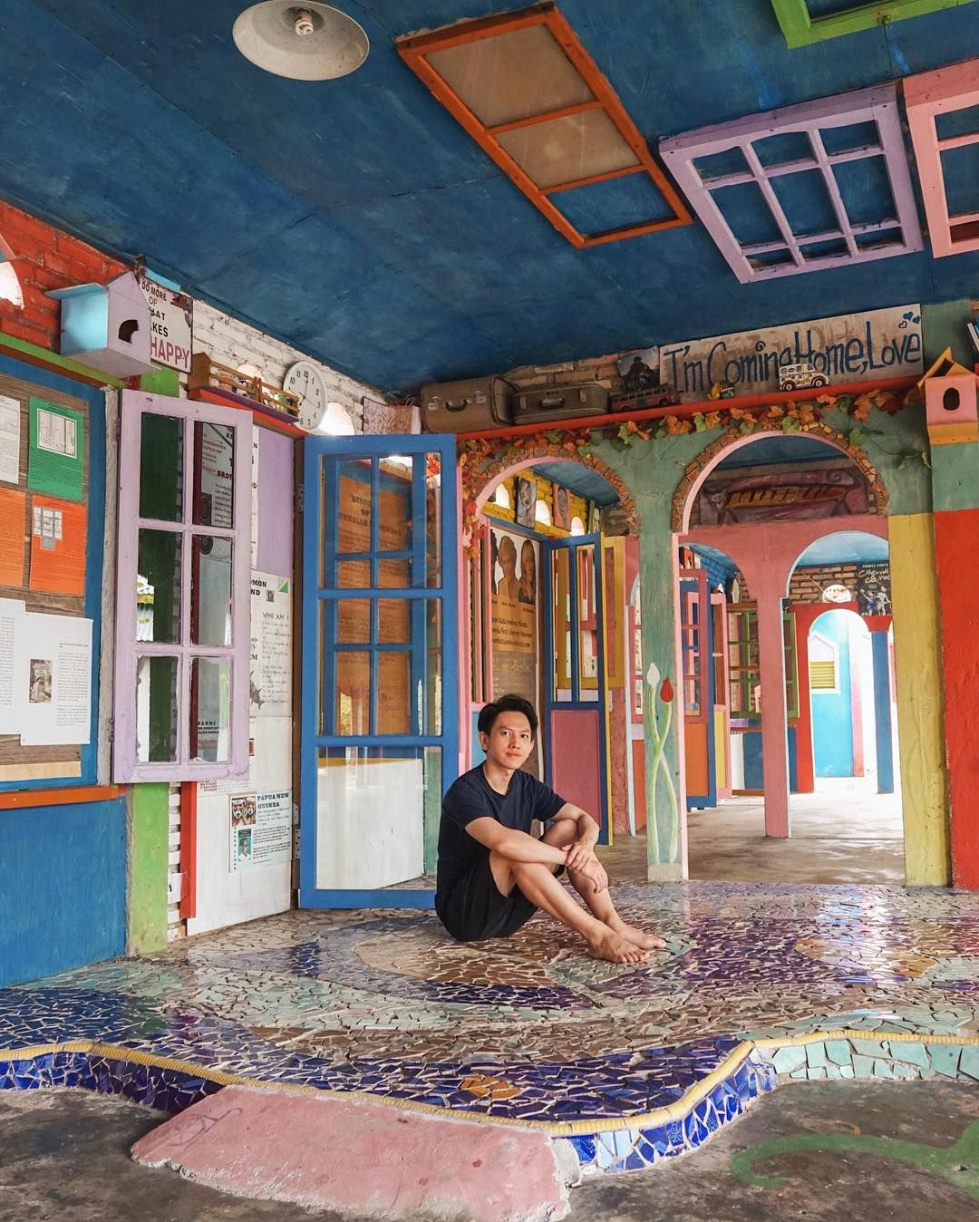 Things to do in Belitung Museum Kata Andrea Hirata