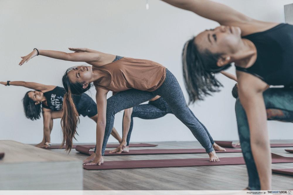 Beyond the Label Fest Yoga Meditation