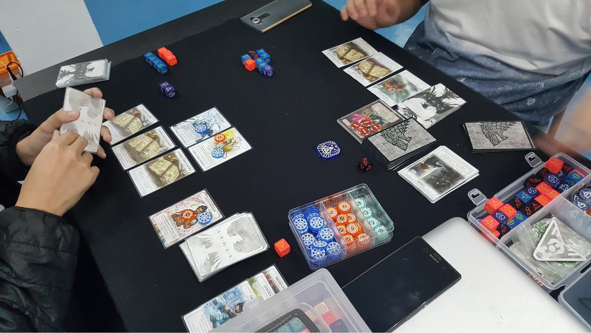 Board & card game shops in Singapore Team Board Game