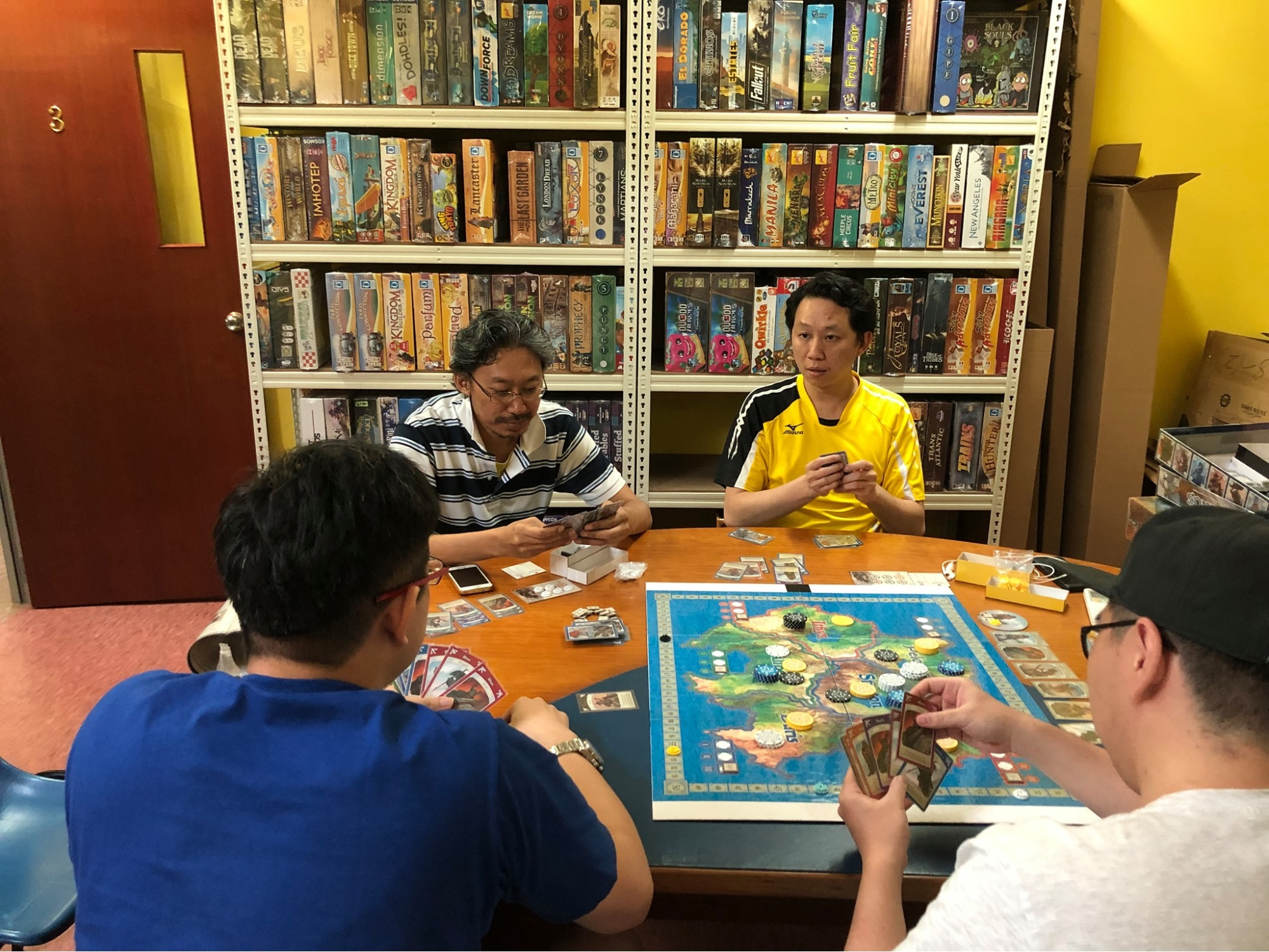 Board & card game shops in Singapore Games4Good