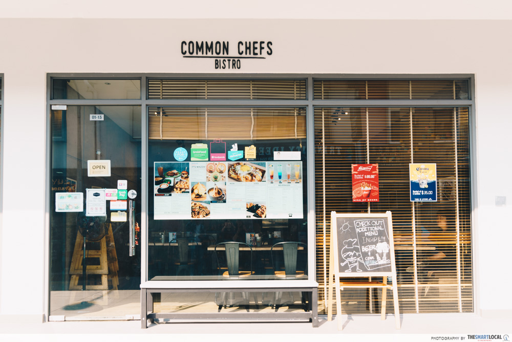 Common Chefs Bistro Cafes Sembawang North Singapore