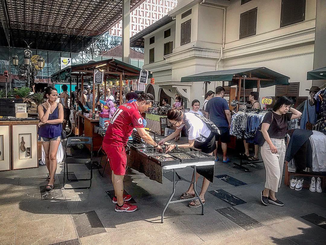 Vintage Market Capitol Singapore September 2019 Events Weekend