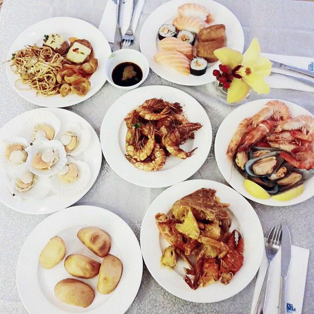 Fern Tree Hotel Miramar ChopeDeals Online Food Festival 2019 Chope Singapore