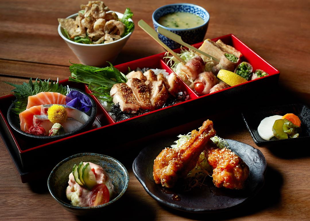 ChopeDeals Online Food Festival 2019 Chope Singapore Bincho