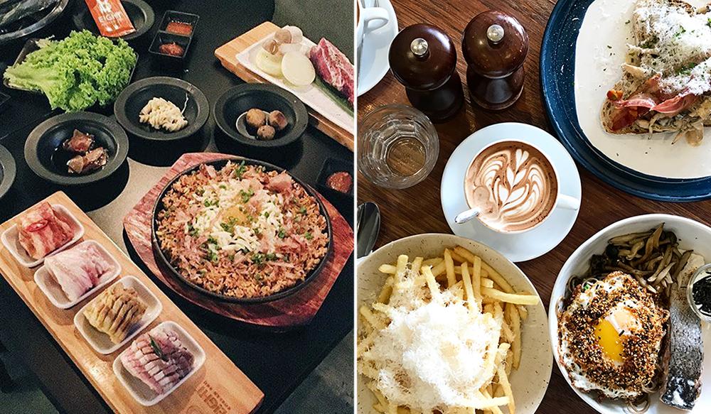 8 Korean BBQ Atlas Coffeehouse