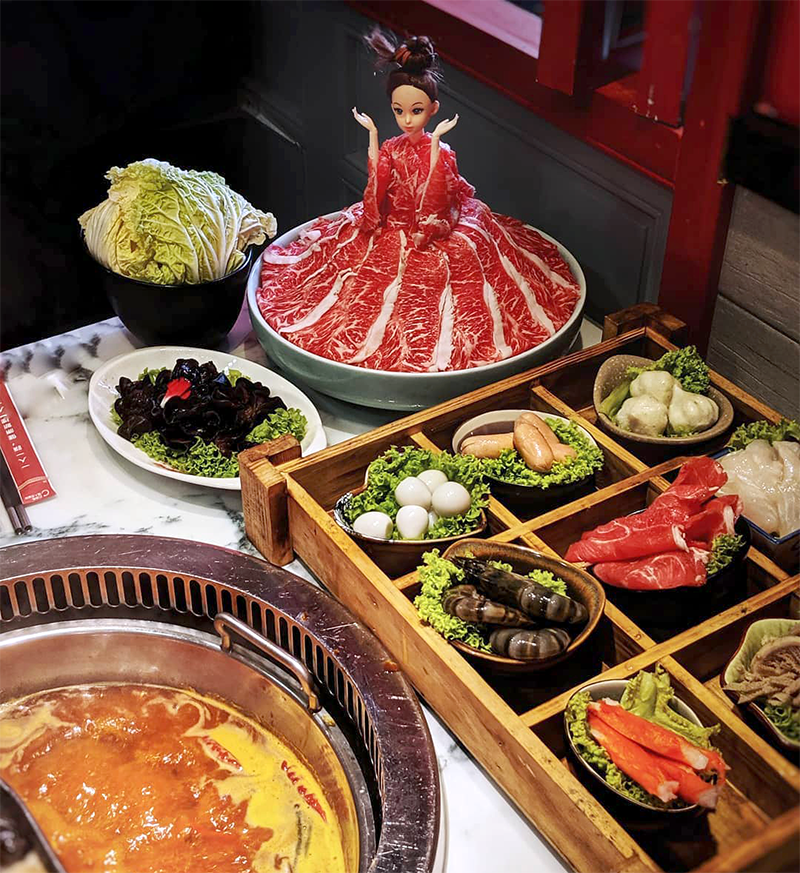 ChopeDeals Online Food Festival 2019 Chope Singapore Spice World Hotpot