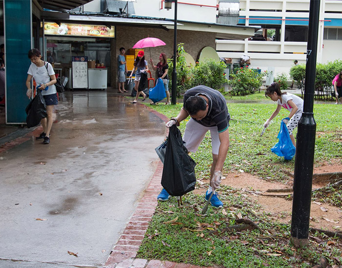 Cleanup groups to join in Singapore Clean & Green Singapore