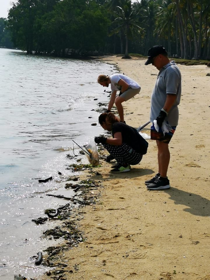 Cleanup groups to join in Singapore Guardians of Mother Earth