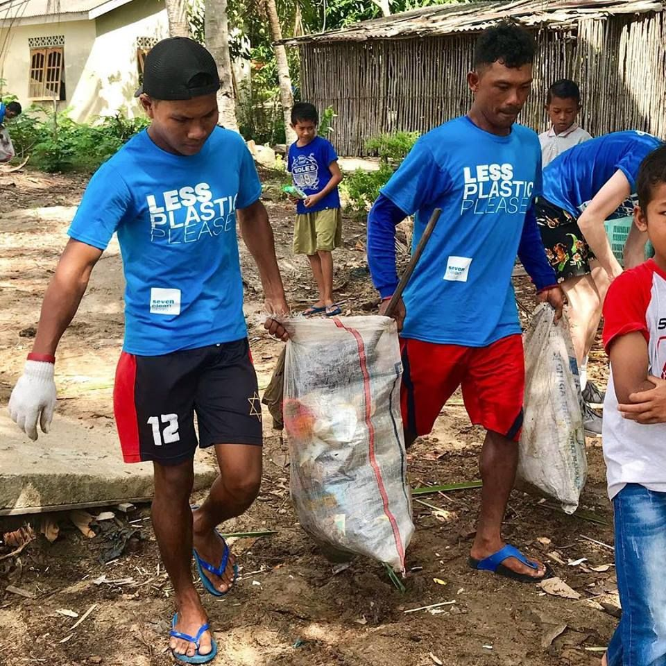 Cleanup groups to join in Singapore Seven Clean Seas