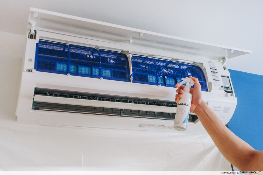 Aircon tips for cost savings