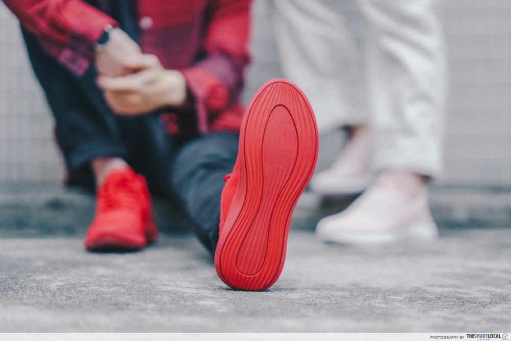 Aldo sneakers - algae