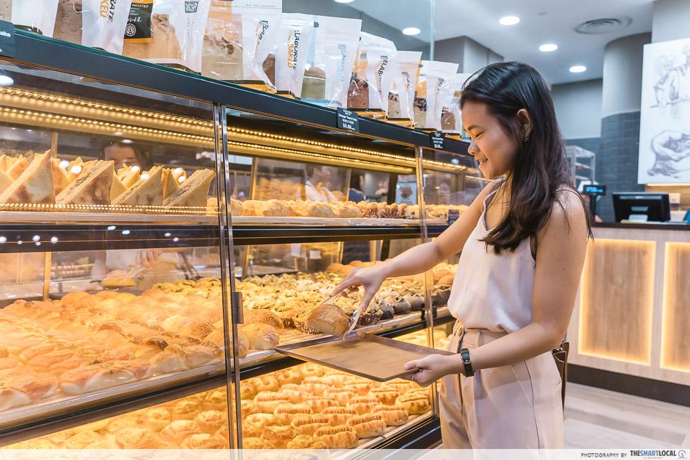 Fairprice Finest PLQ Bakery Cuisine