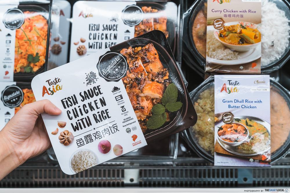 Fairprice Finest PLQ Taste Asia