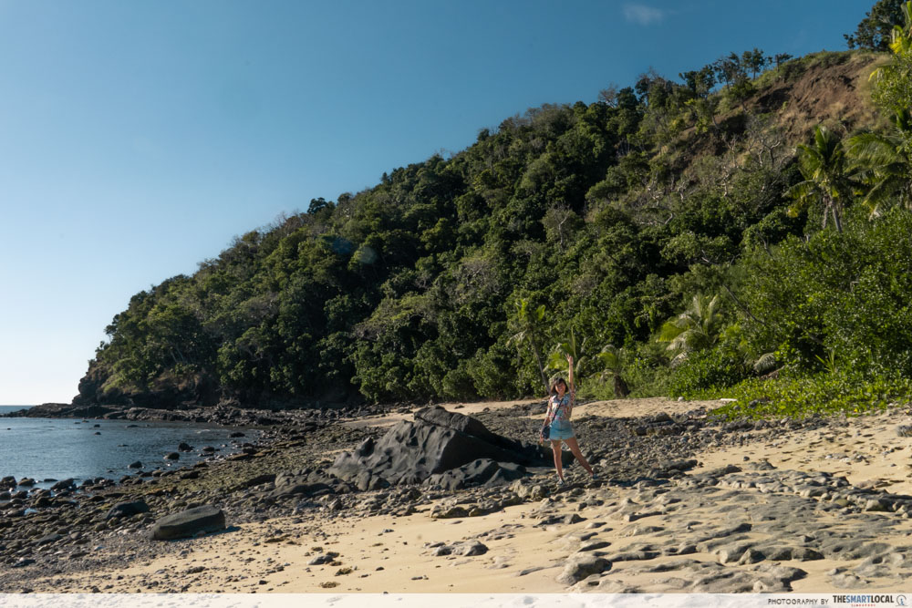 Things to do in Fiji Private beach