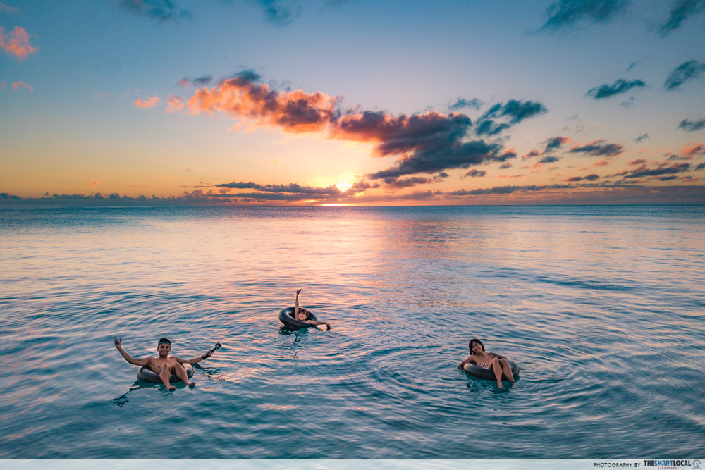 Things to do in Fiji Sunset