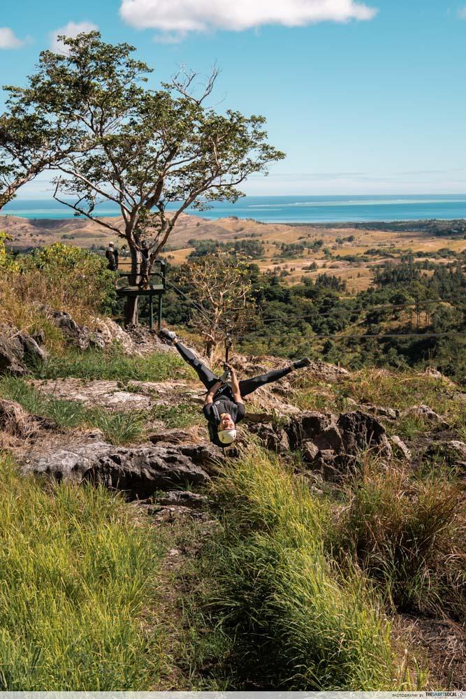 Things to do in Fiji zipline