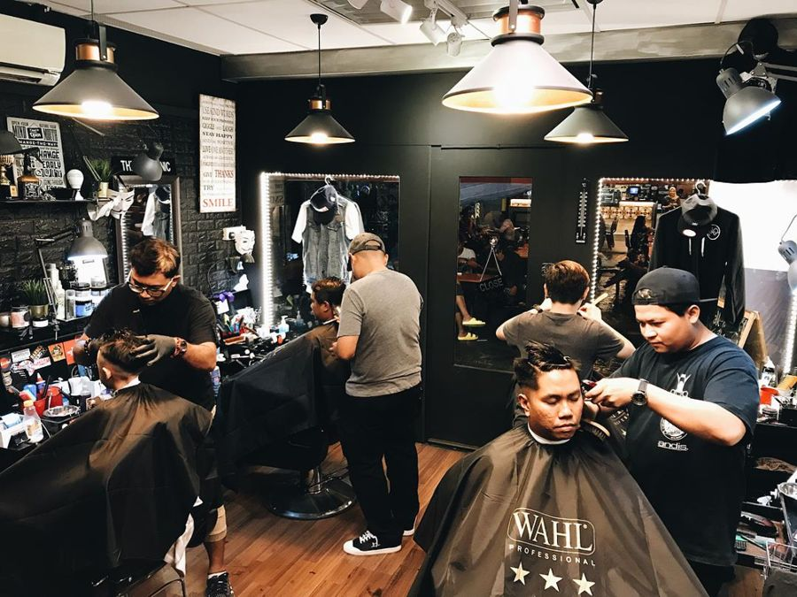 Barbers In Singapore