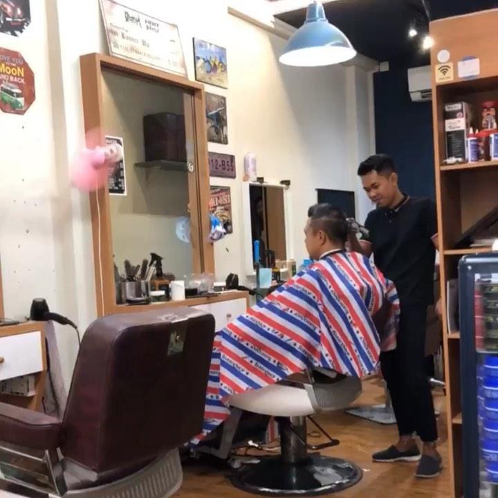 Gentlemen's Barber Keep It Handsome Barbershop