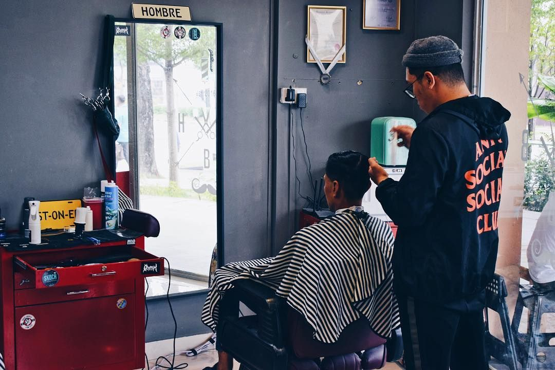 Gentlemen's Barber Hombre BarberBlade