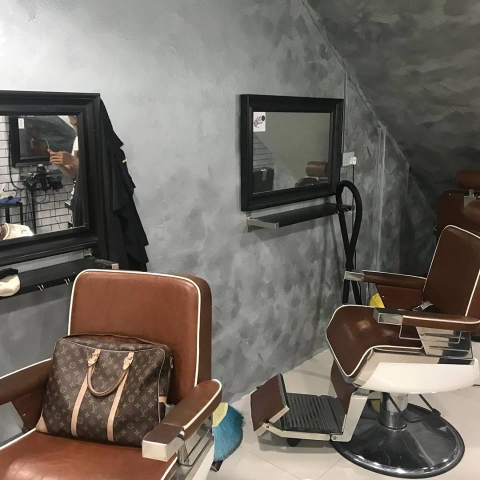 Gentlemen's Barber The Lufts Barbershop