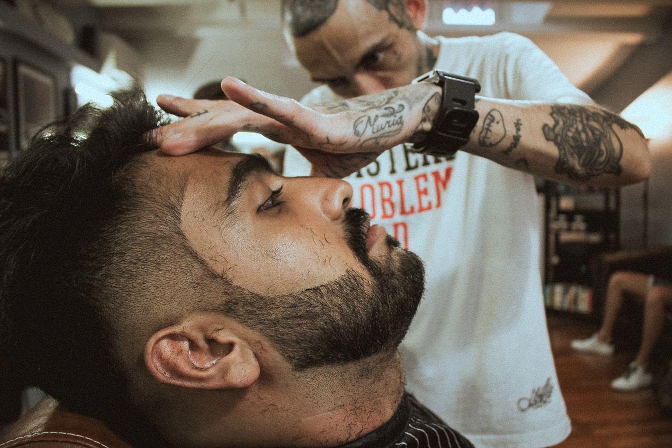 Gentlemen's Barber DeepCut Barber's
