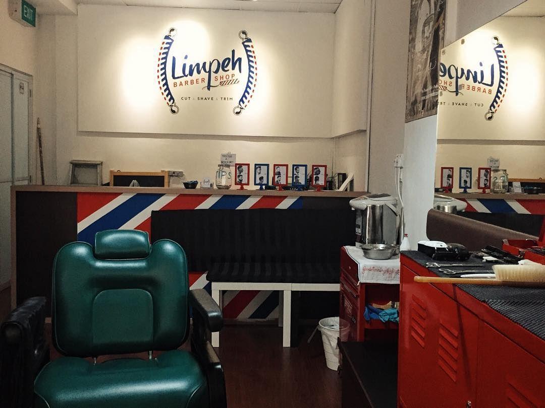 Gentlemen's Barber Limpeh Barbershop