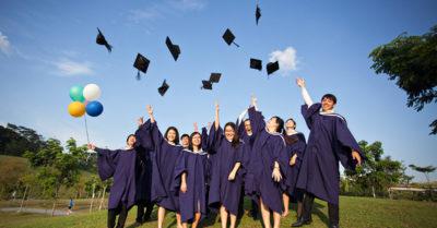 Graduation Singapore